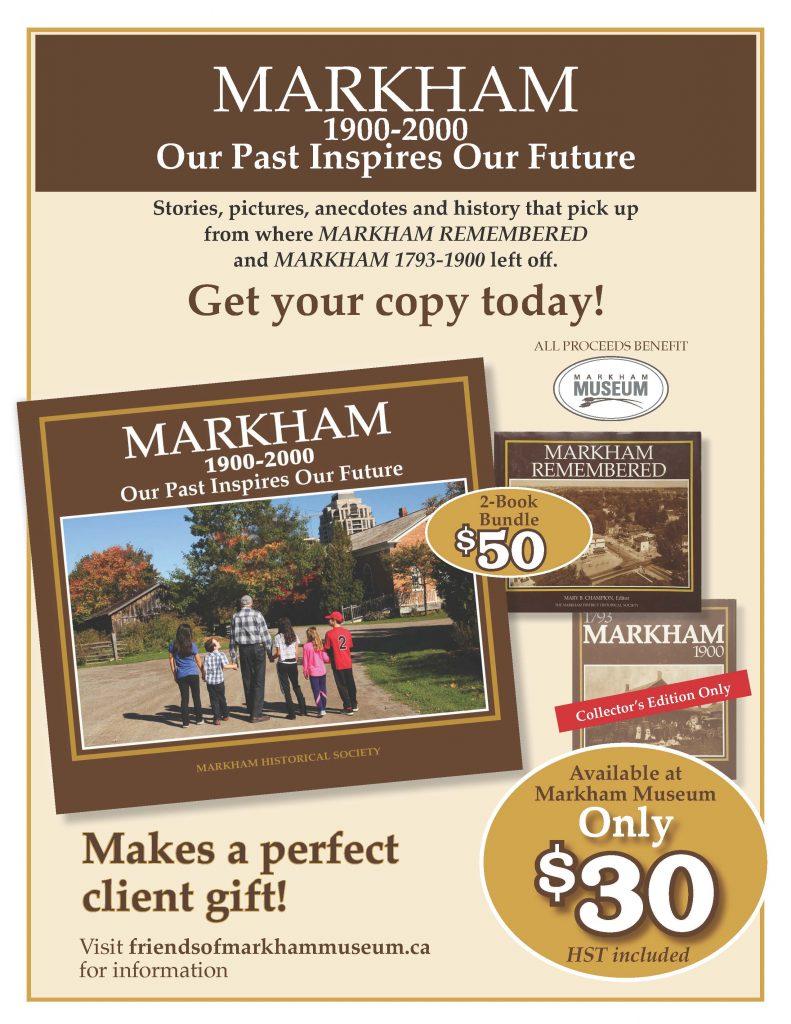 Markham 1900-2000